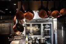 La Cuisine / Restaurant Le SelCius  43, quai Rambaud, LYON 2e - Confluence  https://www.facebook.com/selciusrestaurant