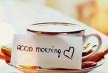 Good Morning✿⊱ / decide every morning that you are in a good mood✿⊱