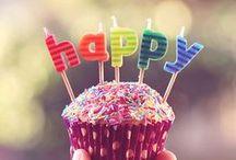 """celebration / """"Celebrate good times, c'mon!  It's a celebration..."""" ~Celebration, Kool & the Gang / by H. Jackson"""
