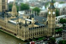 Travel - London  / by Tao Z