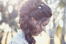 """Elven/Victorian Hairstyles / Such a huge fan of the """"elven"""" and Victorian hairstyles - simply gorgeous beyond comparison."""