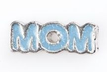 Family Floating Charms / Floating Charms for Lockets, necklaces and bracelets.  / by Smashing Fancy