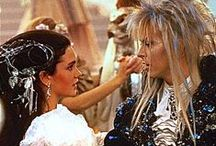 Labyrinth / I don't think that this board needs even the slightest description - Jareth's hair tells it all.