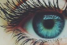 iris / eyes.   / by H. Jackson