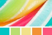 *** Color Palettes *** / by Northern Whimsy