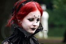 Neo-Victorian Goth