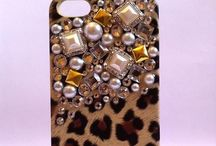 Phone cases and accessories / by Ashley Howard