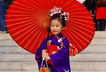 J 日本 和装女性