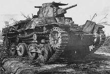 W 旧陸軍戦車