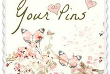 Color Rainbow - Farge Regnbuen / My PINS are your PINS