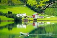 Norway - Norge - Noreg / WELCOME to Norway, PIN all you want :-) See also my other Norwegian bords