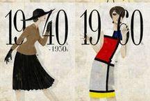 Fashion Old - Klær, den gang da / Pin all you want :-)