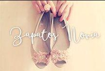 Zapatos Novia / Nuestra selección de zapatos para la Novia.