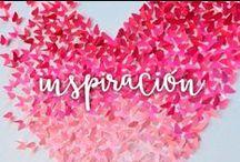 Inspiración Bodas / Ideas que te inspirarán.
