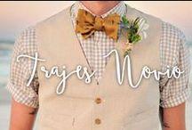 Trajes de Novio / Ideas para el traje del novio