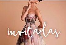 Invitadas y Damas de honor / Ideas de moda para damas de honor.