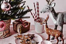 Christmas is coming / Toutes mes inspirations pour la période de l'avant et de Noël ! #christmas