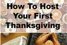Thanksgiving / Recipes, decorations, and fun family traditions for celebrating Thanksgiving