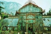 Once upon a time... / Régi épületek, ipari műemlékek