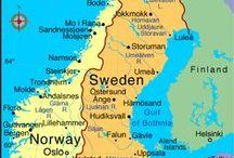 Norden + Scandinavian - Skandinavia / Norden= Norway, Sweden, Danmark, Finland and Island Scandinavian = Norway, Sweden and Denmark - Keep Calm and Pin on :-)