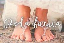 Boda Ibicenca / Inspira tu boda en tonos blancos, con un toque de playa y chill out.