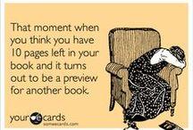 Book Lover / book lover, writer, humor, books, inspiration, book porn, reader, inspiration, library, tea, coffee, write