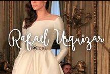 Rafael Urquizar. Alta Costura y Novias. / Desfile de Rafael Urquizar en Atelier Couture 2015.