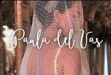 Paula del Vas: Desfile de Atelier Couture 2015. / Desfile de Paula del Vas en Atelier Couture 2015.