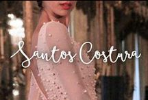 Santos Costura: Alta Costura Barcelona. / Desfile de Santos Costura en Atelier Couture 2015. Alta Costura Barcelona. Vestidos de novia, fiesta y ceremonia a medida.  @santoscostura. Bespoke designs Barcelona. Bridal gowns. Tailor-made dresses for weddings, evenings and special occasions.