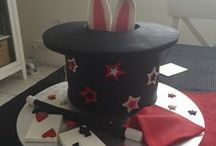 Magic Hat Cake & cupcakes / Magic Hat Cake & cupcakes