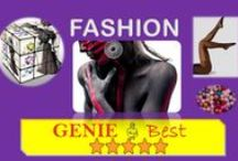 Fashion / Fashion Style, Fashion DIY, Spring, Summer, Fall and Winter Seasons. Ideas and Tips to match your lifestyle! www.geniebest.com