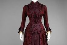 Victorian Era / Clothing, houses, and everything beautiful from the Victorian era. :3