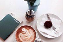 Hot drinks (Tea, Hot Chocolate, Latte & Coffee) / Toutes mes inspirations pour mes boissons chaudes de l'hiver !