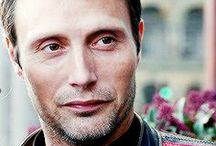 Mad about Mads / Mads Mikkelsen. Lots of Mads Mikkelsen.