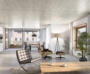 Visualisierung Wohnzimmer  - STOMEO Visualisierungen, Zürich / Professionelle Visualisierungen für Architekten und Immobilien in Zürich seit 1999 | © STOMEO Visualisierungen - Zürich 3D-Modelle, Rendering, 3D-Grundrisse