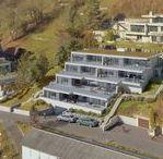 Visualisierung Terrassenhaus - STOMEO Visualisierungen, Zürich / Professionelle Visualisierungen für Architekten und Immobilien in Zürich seit 1999 | © STOMEO Visualisierungen - Zürich 3D-Modelle, Rendering, 3D-Grundrisse