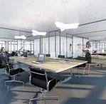 Visualisierung Büroraum - STOMEO Visualisierungen, Zürich / Professionelle Visualisierungen für Architekten und Immobilien in Zürich seit 1999 | © STOMEO Visualisierungen - Zürich 3D-Modelle, Rendering, 3D-Grundrisse