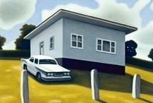 Fibro houses