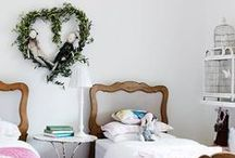 Country Style – Kids Bedrooms / The hard work has been done by us - find inspiration for your little ones bedroom here.