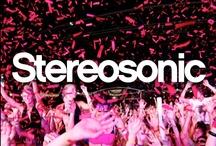 STEREOSONIC / by Festipack Com