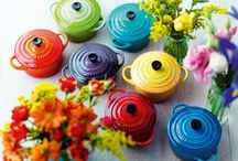 Colours / The many hues of Le Creuset.