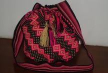 Wayuu Mochila / genuine handwoven Wayuu Bags