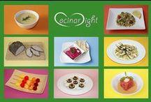 Menús light / http://www.cocinarlight.com/category/nuestra-cocina/menus-light/