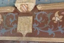 Grotesque et décor mural