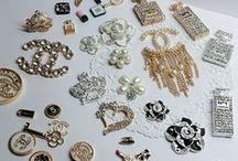Decoden,piezas de metal / Piezas decorativas de metal