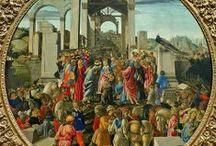 1400 - 1500 ITALIAN PAINTERS  / by Tuscany Agriturismo Giratola farmhouse