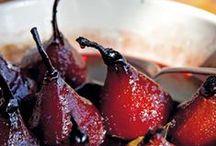 peras - manzanas / recetas de cocina con la pera como ingrediente bàsico