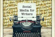 Social Media For Writers / How authors and writers can use social media