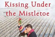 Kissing Under The Mistletoe / St. Helena Vineyard series ~ OUT NOW! Regan Martin stopped believing in Christmas miracles six years ago when she lost everything—her house, her job, and her impeccable reputation in the wine industry—after she fell in love with a man she had no idea was married. Then Regan gets a chance for a fresh start in the Napa Valley. With her dream job, dream home, and her daughter enrolled in a wonderful new school, she starts wondering if holiday wishes really do come true.