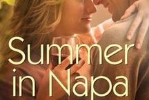 Summer In Napa / St. Helena Vineyard series ~ OUT NOW! In school Lexi was off-limits for Marco. After all, she was his buddy's girl. But she's still as smart and as gorgeous—and apparently as immune to his charms—as she used to be. Yet the simple fake romance they agree upon to dodge Lexi's grandmother's matchmaking plans soon turns deliciously complicated. And the sultry summer might bring together all the right ingredients for Marco to win the only woman he's ever wanted.